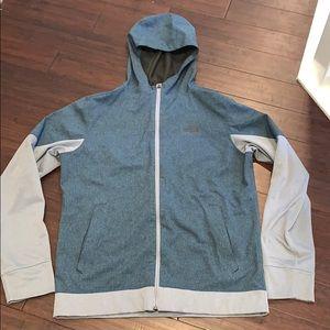 Light NorthFace Jacket
